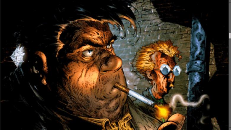 《 閃靈悍將 》中,比主角還受歡迎的警探搭檔: 山姆 。