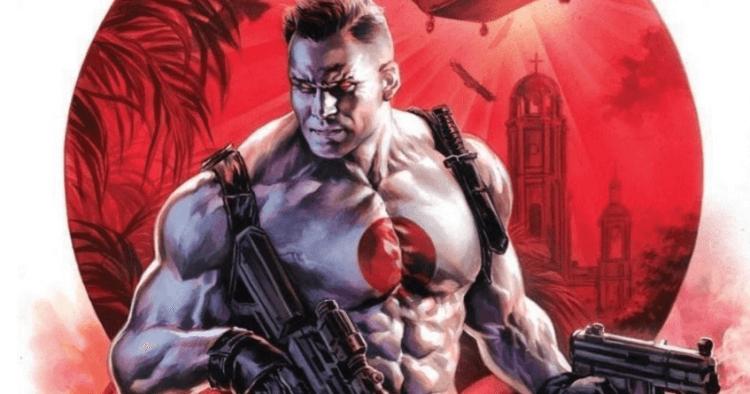 改變自勇士漫畫的《血衛》由中國人氣王馮迪索主演。