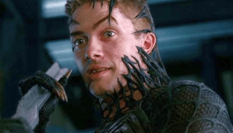 猛毒現身於《蜘蛛人3》(Spider-Man 3)。