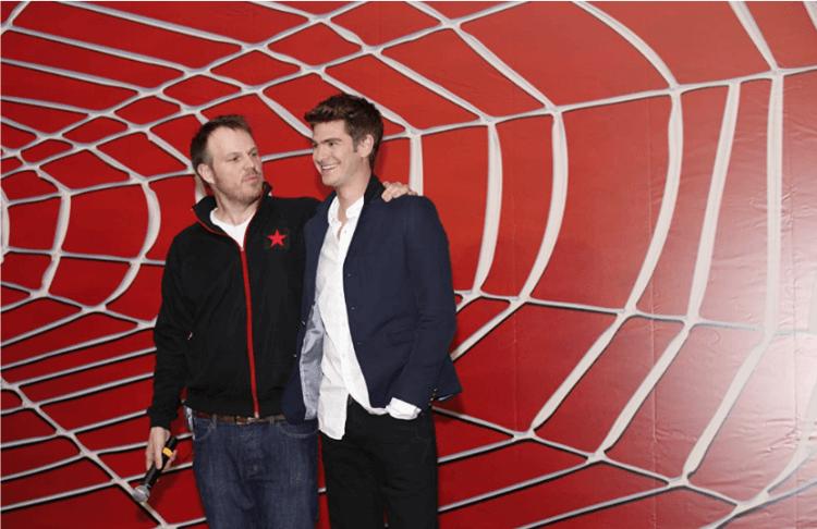 英國演員安德魯加菲爾德從小到大的夢想就是成為「蜘蛛人」,而導演馬克偉柏執導的《蜘蛛人:驚奇再起》正是他美夢成真的機會。