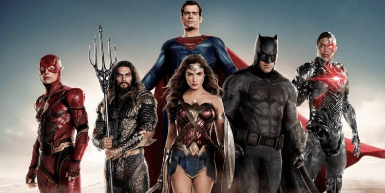 有網友認為《正義聯盟》是五部曲的第三集。