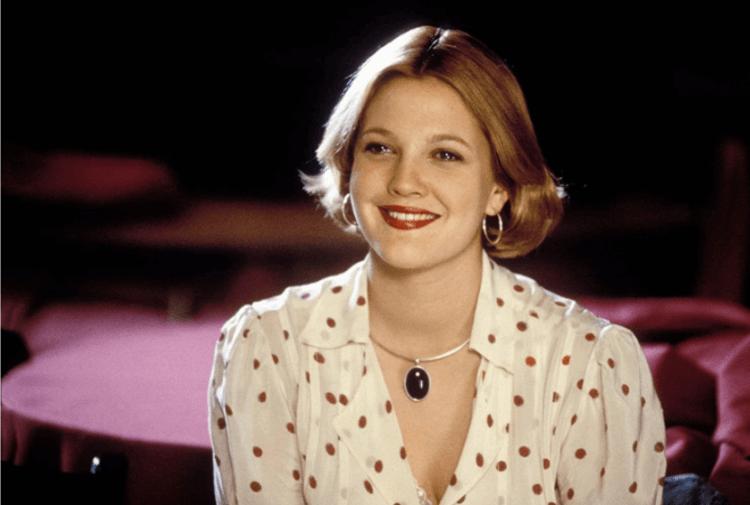戀愛喜劇電影《婚禮歌手》茱兒芭莉摩。