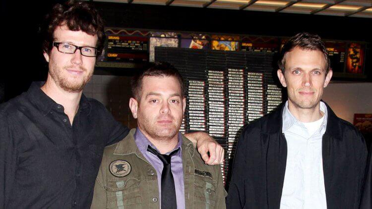「收音機靜默」三人組。