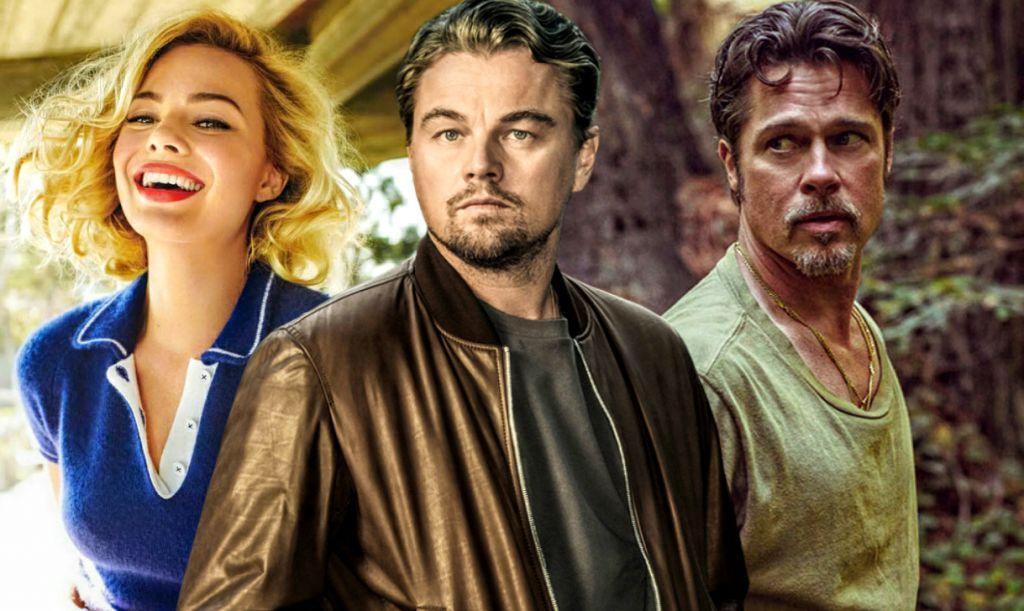 李奧納多 與 瑪格羅比 布萊德彼特 出演 昆丁塔倫提諾 執導電影《 好萊塢往事 》將於 2019 上映