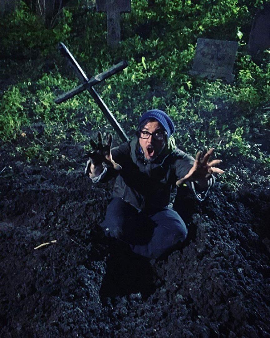 《 鬼修女 》 導演 柯林哈迪 。