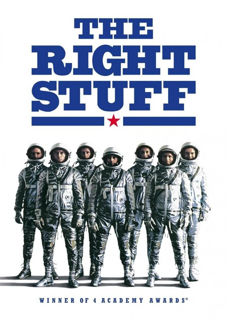 《太空先鋒》(The Right Stuff)