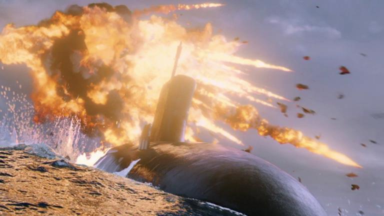 《潛艦獵殺令》題材新奇,劇情引人入勝