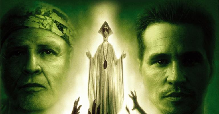 由方基墨、馬龍白蘭度主演的《攔截人魔島》卻也因此讓電影面臨失敗命運。