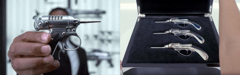 《MIB星際戰警:跨國行動》正式預告又見到那把威爾史密斯不屑一顧的袖珍手槍。