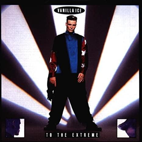 瓦尼拉艾斯的專輯《To the Extreme》。
