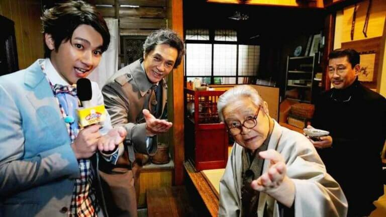 【影評】《噓八百:京都篇》: 聚焦小人物的無能為力 致敬經典增添趣味