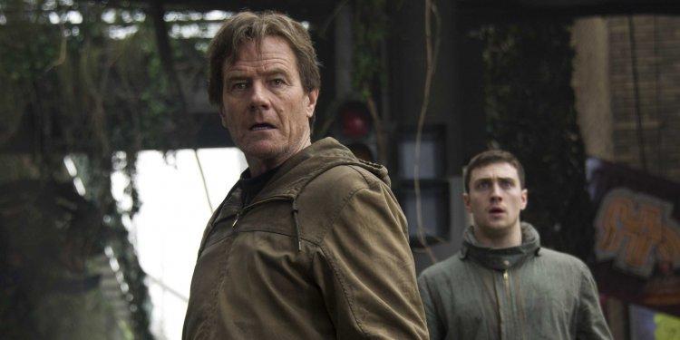 以《絕命毒師》展露風采的演員布萊恩克萊斯頓,在 2014 年傳奇版《哥吉拉》電影中表現亮眼。