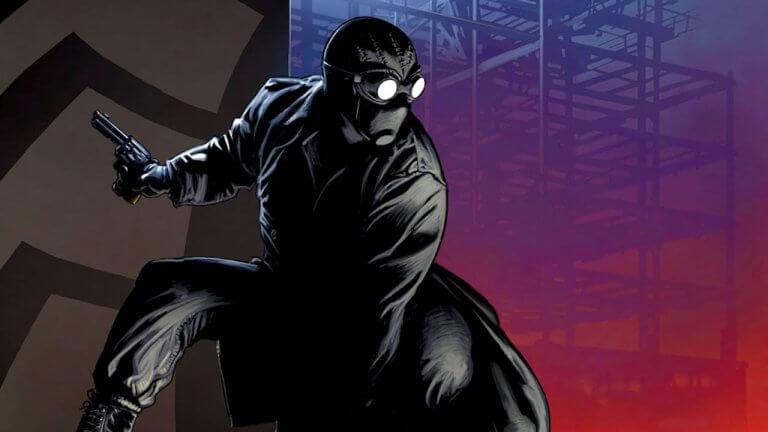 《蜘蛛人:新宇宙》角色揭密系列:誰是黑白風衣硬漢?(完)