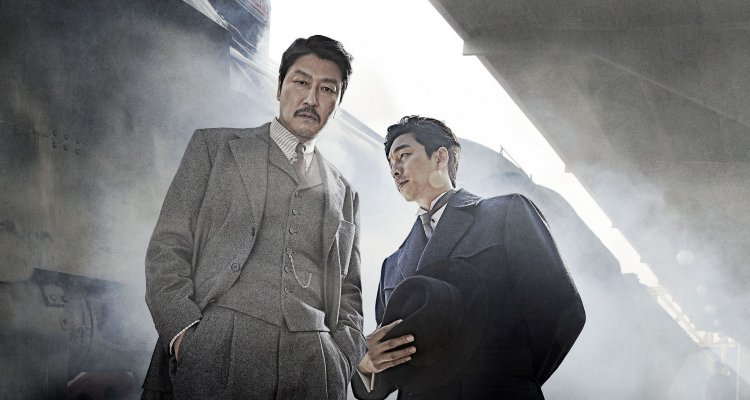 代表韓國角逐 2017 年奧斯卡「最佳外語片」孔劉主演的電影《密探》(The Age of Shadows) 。