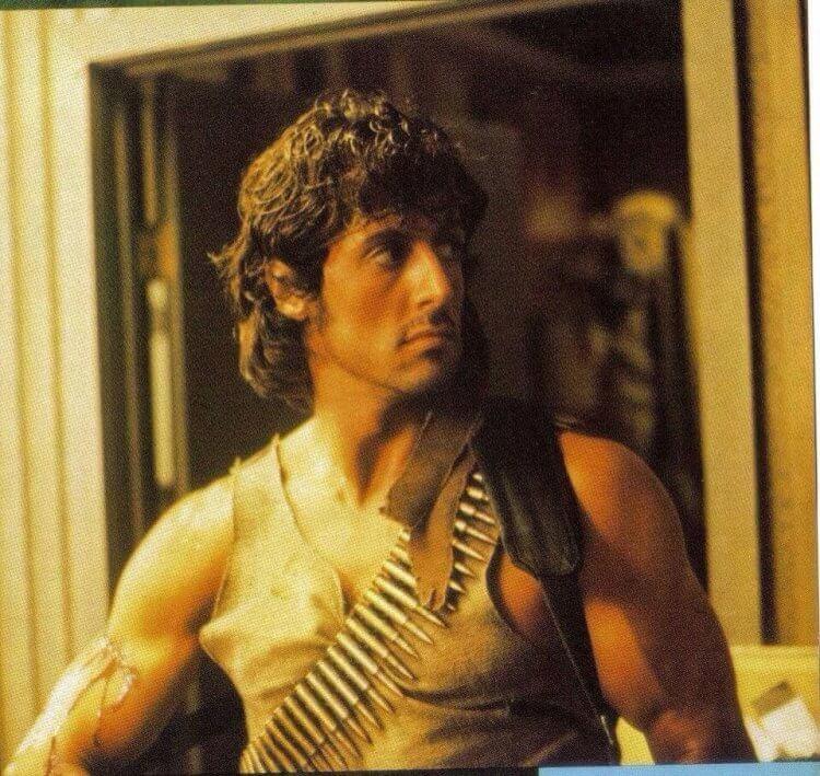 席維斯史特龍受訪時表示《第一滴血》曾一度找不到發行商,陷入無法順利上映的窘境。