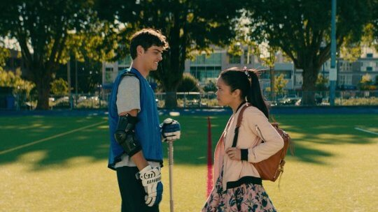 《愛的過去進行式》(To All the Boys I've Loved Before) 劇照