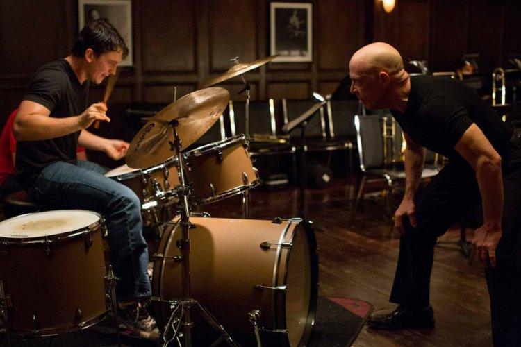《進擊的鼓手》麥爾斯泰勒。