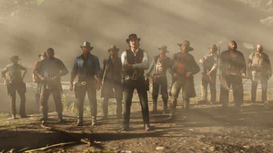 《碧血狂殺 2》(Red Dead Redemption 2)