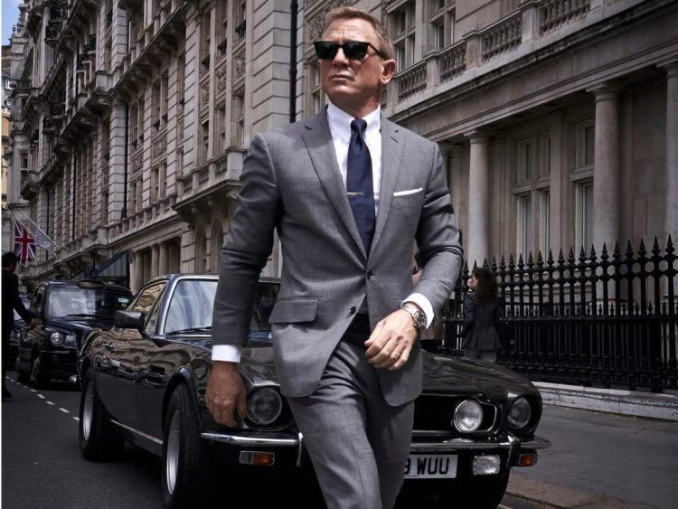 丹尼爾克雷格最近主演的《007:生死交戰》是他最後一次飾演龐德的作品。