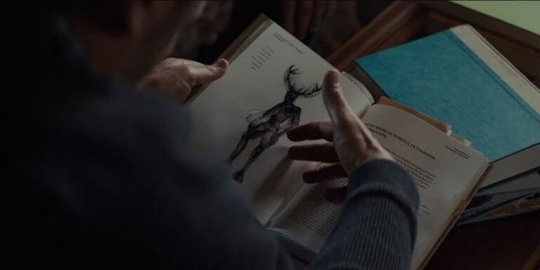 史蒂芬金小說改編的恐怖電影《禁入墳場》劇照,片中對於「溫迪哥」傳說僅稍加提及,並無深入描述。