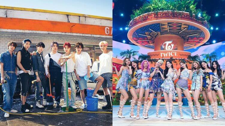 6首2021必聽夏日KPOP歌曲!BTS、TWICE、Brave Girls相繼回歸,帶來滿滿元氣超消暑首圖