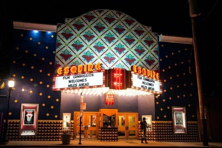 君子戲院 (Esquire Theaters)