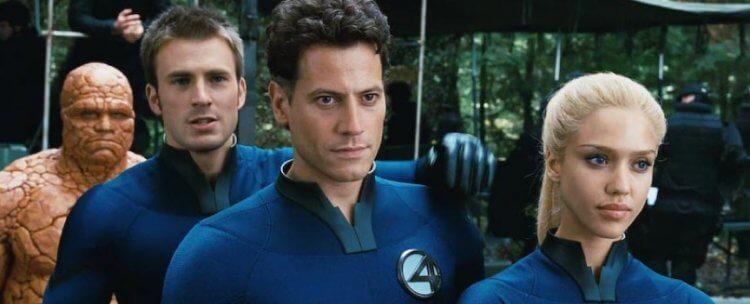 《驚奇 4 超人:銀色衝浪手現身》(Fantastic Four: Rise of the Silver Surfer) 劇照。