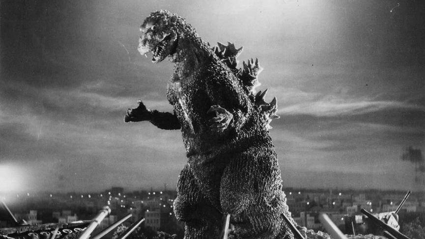 日本東寶電影公司在 1954 年推出的《 哥吉拉 》根本是經典怪獸災難恐怖片。