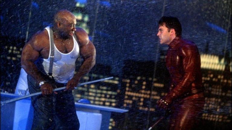 導演版《夜魔俠》收錄了完整的電影內容,其中包括了饒舌明星酷力歐 (Coolio) 演出的整段強暴犯支線劇情。