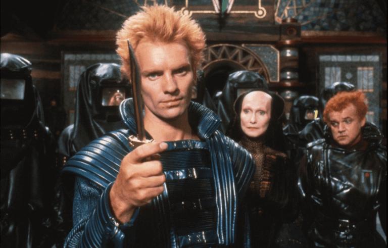 搖滾巨星史汀 (Sting) 演出大壞蛋也無法拯救票房