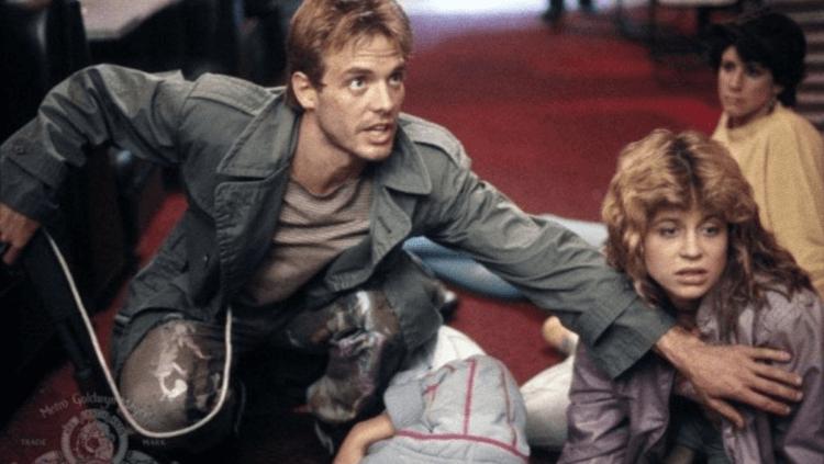 麥可賓恩在《魔鬼終結者》中扮演守護琳達漢彌爾頓的未來戰士。
