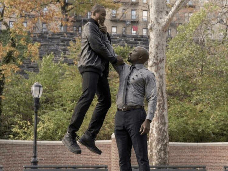 Netflix 已推出影集《漫威盧克凱奇》,不幸的是已被腰斬。