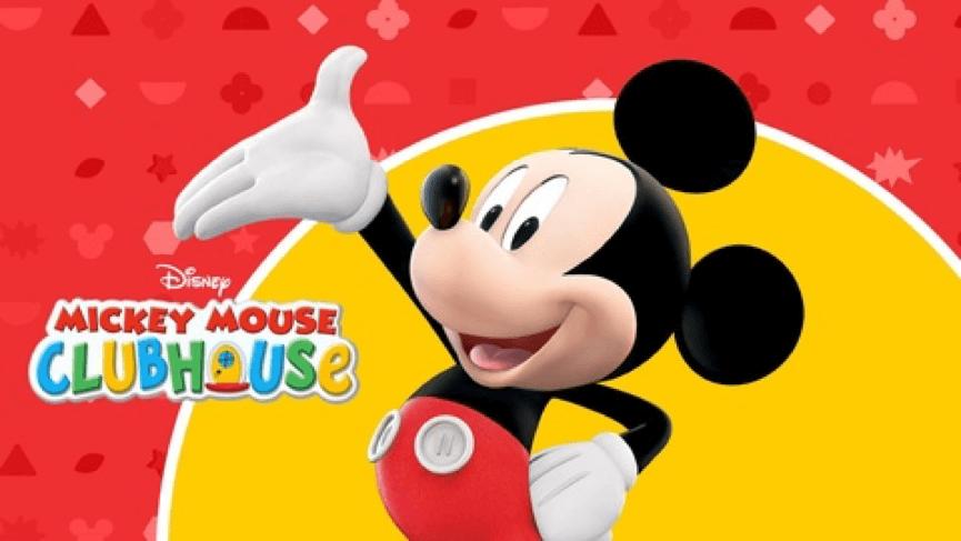 最有名的卡通老鼠明星: 迪士尼 米奇 。