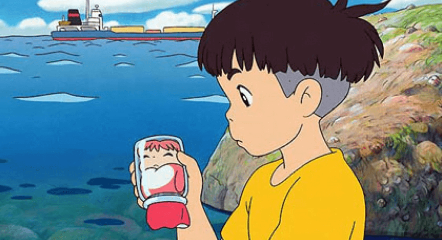 《 未來的未來 》小男孩自我成長的故事,是否讓你想起 宮崎駿 監督的作品《 崖上的波妞 》?