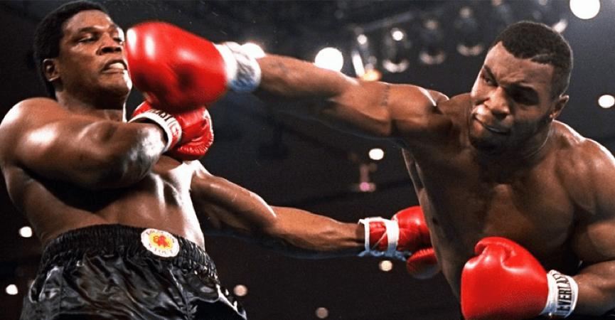麥克泰森 世界最知名的拳王之一