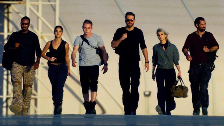 《鬼影特攻:以暴制暴》預告上線,卡司包括梅蘭妮洛宏 (Mélanie Laurent) 、班哈迪 (Ben Hardy) 及戴夫法蘭科 (Dave Franco)