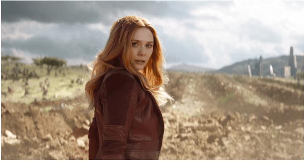 緋紅女巫在《復仇者聯盟 3:無限之戰》失去摯愛並也喪生戰場。