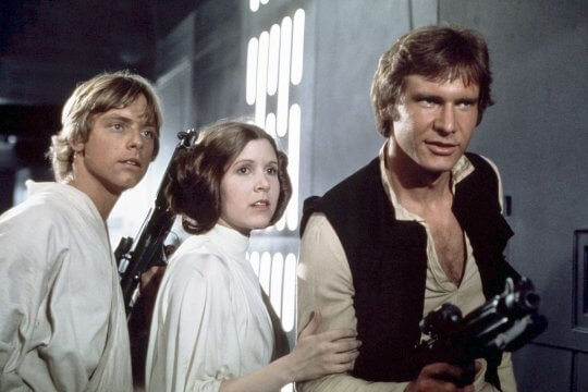 《星際大戰四部曲:曙光乍現》(Star Wars Episode IV: A New Hope)