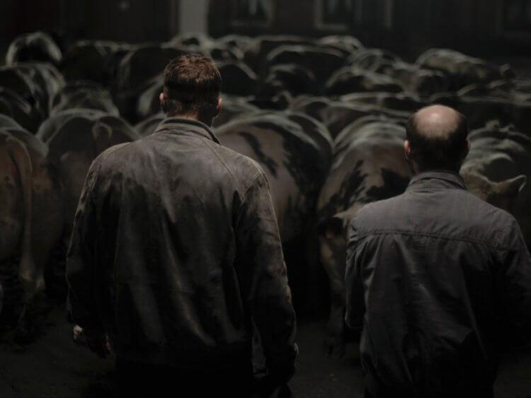 《牛頭悲歌》劇照。