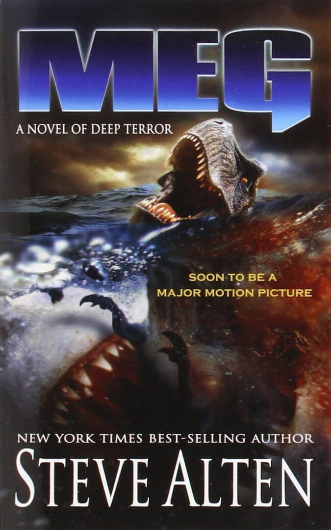 巨齒鯊 小說