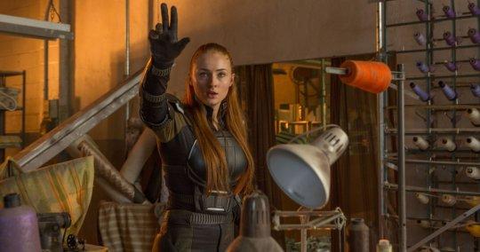 《X戰警:天啟》(X-Men: Apocalypse) 劇照。