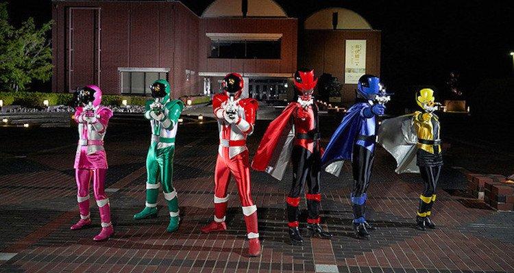 2018-2019 年日本特攝英雄超級戰隊系列影集之電影《快盜戰隊魯邦連者 VS 警察戰隊巡邏連者 en film》將與假面騎士劇場版在台連映。