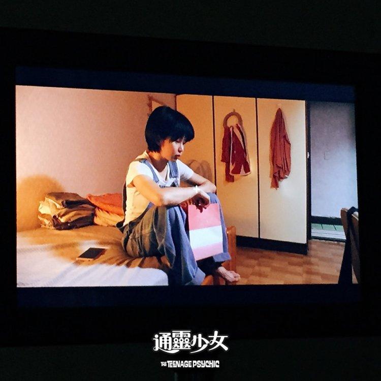 以台灣在地民俗宮廟文化發展的影集《通靈少女》第二季仍由郭書瑤領銜主演。