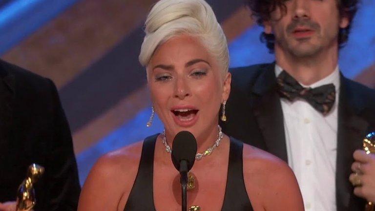 【2019奧斯卡】不只是情歌?女神卡卡談〈擱淺帶〉的真實意涵,竟與手機成癮有關