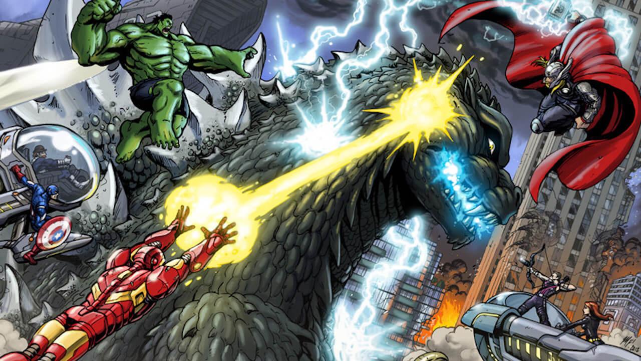 《哥吉拉 Ⅱ:怪獸之王》導演:我好想看到復仇者英雄大銀幕對戰哥吉拉!首圖