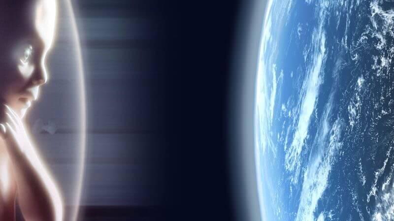 史丹利庫柏力克 作品:《 2001太空漫遊 》劇照。