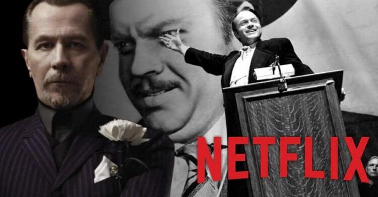 大衛芬奇即將執導的電影《曼克》會在網飛 (Netflix) 播映。
