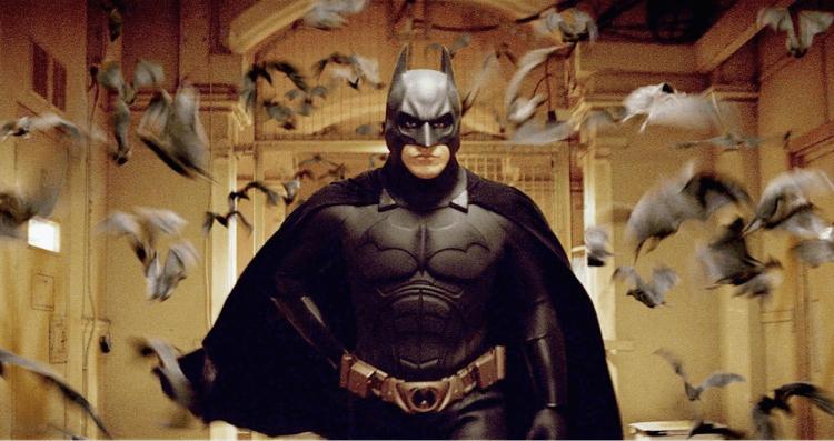 克里斯多福諾蘭《蝙蝠俠:開戰時刻》。