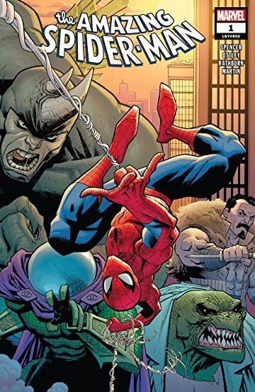 漫畫《驚奇蜘蛛人》也是電影《蜘蛛人 2》的創意來源。