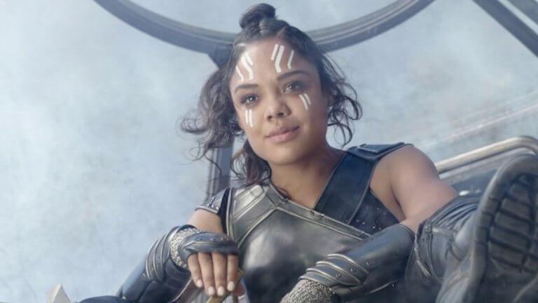 持續用愛發電中!泰莎湯普森飾演的「女武神」瓦爾基麗將成為漫威第一位 LGBTQ 超級英雄